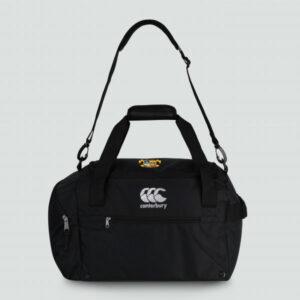 WRC Te Werve Medium Sportsbag Black