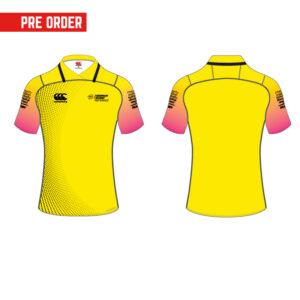 DRV Referee Official Jersey Senior Yellow