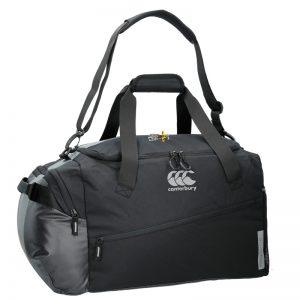 Aachen Medium Sportsbag Black