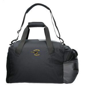 CASRC Medium Sportsbag Black