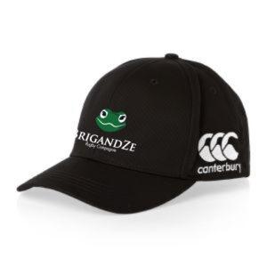 BrigandZe Team Cap Black
