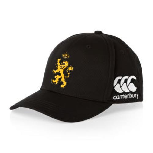 HCC Supporter Cap Black