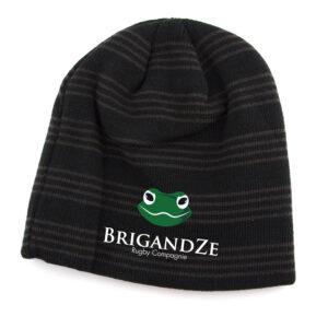 BrigandZe Team Beanie Black