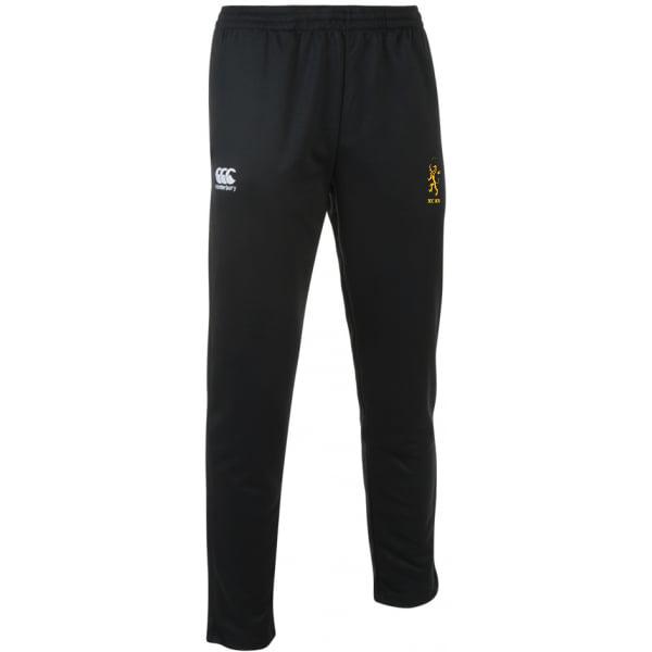HCC Stretch Tapered Pant Senior Black