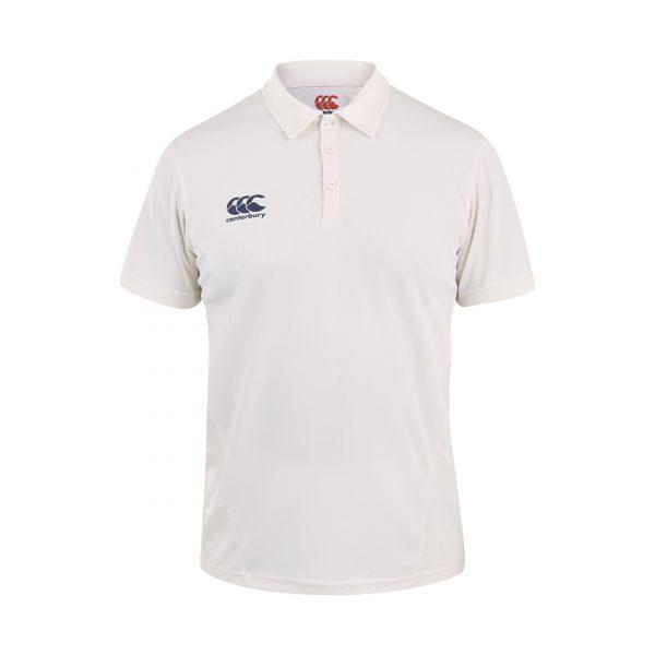 Canterbury Cricket Shirt Junior - Cream