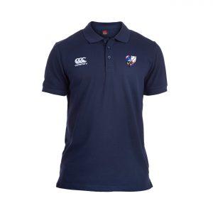 RCW Waimak Sr Polo Shirt - Navy