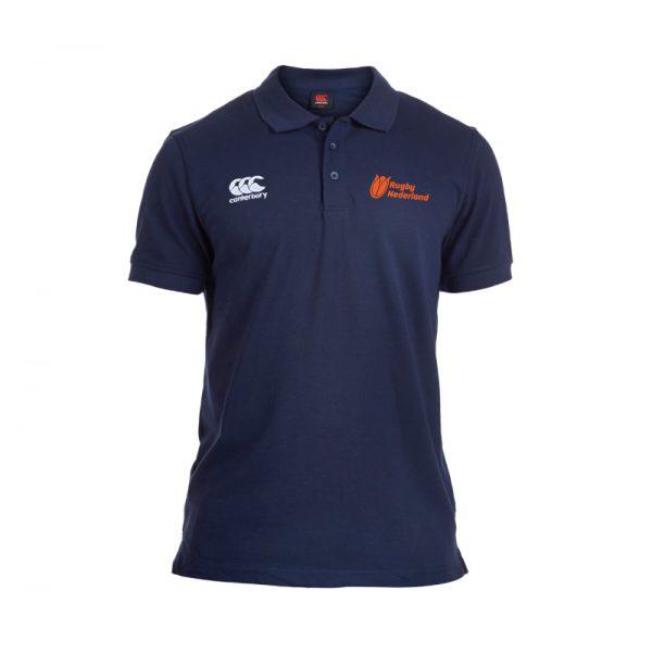 Rugby Nederland Waimak Sr Polo Navy