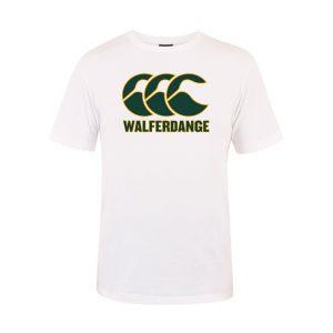 Junior Walferdange CCC Tee White