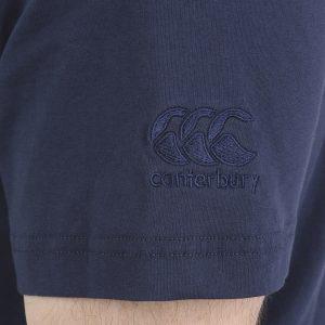 RDZ Rugby Tee Sr Navy