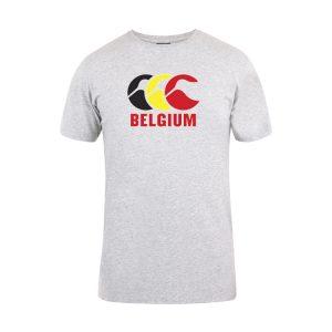 Belgium CCC Tee Senior Grey