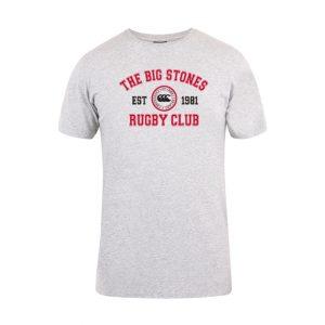 Big Stones CCC Tee Senior Grey