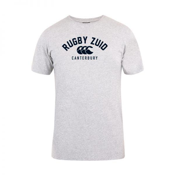 RDZ Rugby Tee Sr Grey