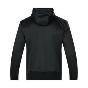 ThermoReg Spacer Fleece FZ Hoody Noir