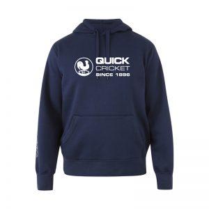 Quick Logo Hoody Jr Navy