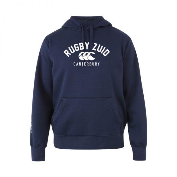 RDZ Rugby Hoody Jr Navy