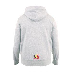 Belgium CCC Hoody Senior Grey
