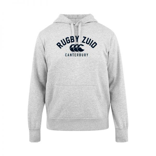 RDZ Rugby Hoody Jr Grey