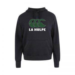 La Hulpe CCC Hoody Senior Black Green