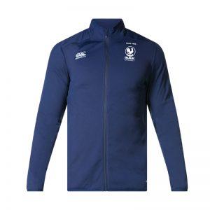 Quick Pro Softshell Jacket Senior Navy