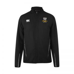 Aachen Track Jacket Sr Black