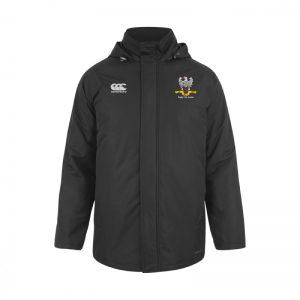 Aachen Coach Jacket Black