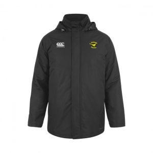 CASRC CCC Stadium Jacket - Black