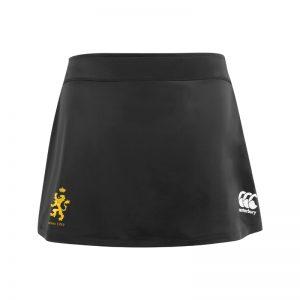 HSRC Team Skort Womens Black