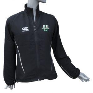 Gent RFC Track Jacket Women Black