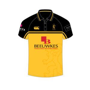 HCC Cricket Shirt Senior Short Sleeve