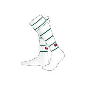 La Hulpe Club Match Socks