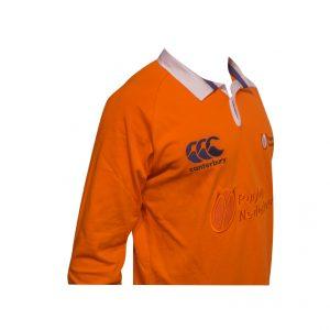 Nederland Classic Rugby Jersey Junior