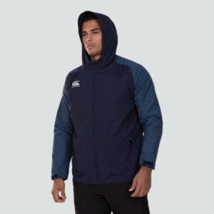 Pro II Full Zip Rainjacket Senior Navy