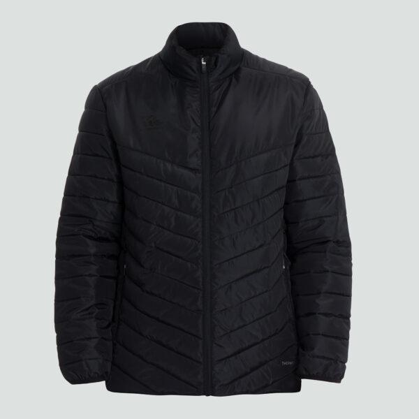Lightweight Padded Jacket Black