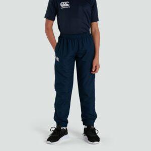 Club Track Pant Navy Junior