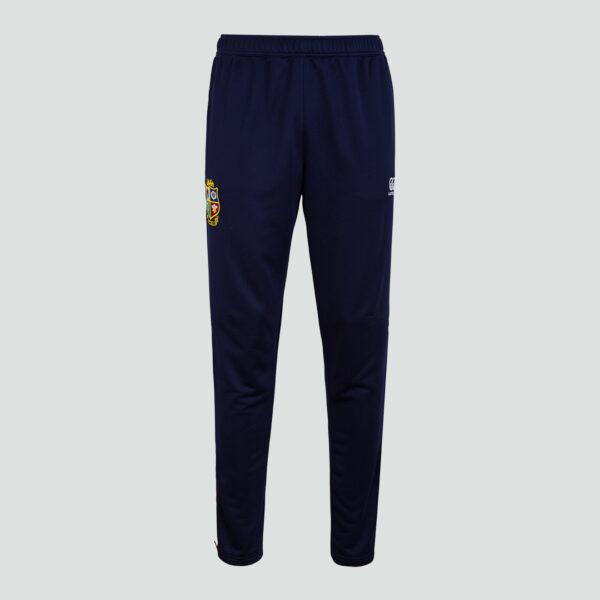 British & Irish Lions Vapodri Poly Knit Pants Blue