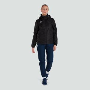 Club Vaposhield Full Zip Rain Jacket Women Black