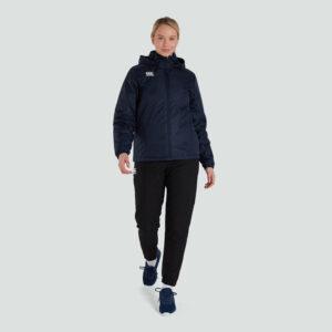 Club Vaposhield Stadium Jacket Women Navy