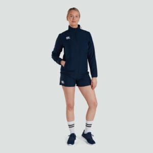 Club Track Jacket Women Navy