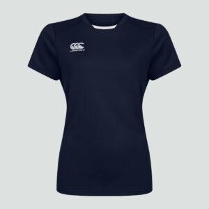Club Dry Tee Women Navy