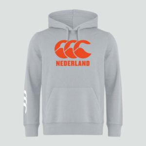 Nederland CCC Hoody Senior Grey