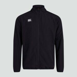 Club Track Jacket Senior Black