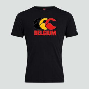 Belgium CCC Tee Senior Black