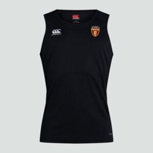 RCE Dry Singlet Black