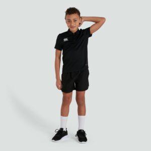Club Dry Polo Junior Black