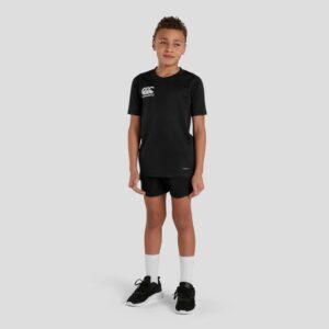Club Jersey Junior Black