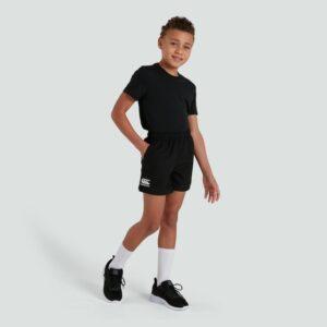 Club Short Junior Black