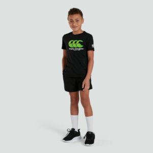 RC Emmen CCC Tee Junior Black