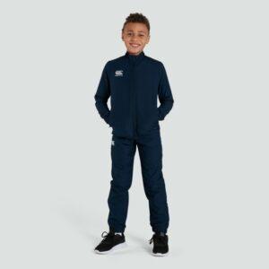 Club Track Jacket Junior Navy