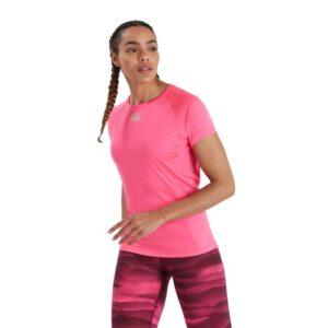 Vapodri Superlight Tee Womens Pink