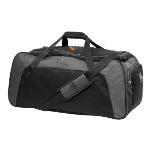RCE Classic Medium Sportsbag Black